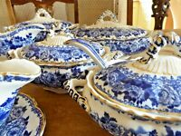 Chester Keeling & Co Late Mayers Serving Dishes Sauce Boats and Gravy Boats