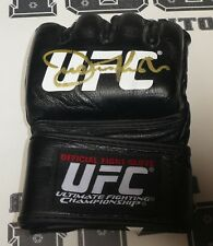 Justine Kish Signed Official UFC Fight Glove BAS Beckett COA 195 MMA Autograph