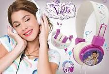 SMOBY VIOLETTA headphones CASQUE AUDIO Kopfhörer AURICULARES cuffia Disney