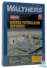 Walthers 933-3705 United Petroleum Refining Kit HO Scale Train