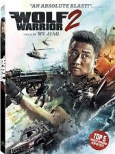 WOLF WARRIOR 2 New Sealed DVD