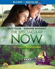 The Spectacular Now (Blu-ray Disc, 2014, Includes Digital Copy; UltraViolet)