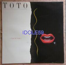 Vinyles toto 33 tours