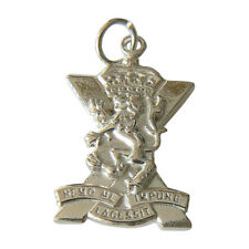 Royal regiment of Scotland English Sterling Silver Charm (Code 96)