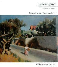 Sonderpreis-Aktion: Eugen Spiro Werkverzeichnis Buch 320 Seiten, eingeschweißt