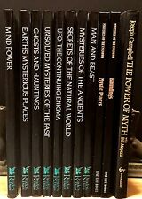 Decorative Books~Instant Library~Lot of  11~Black Spines