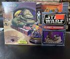 STAR WARS Micro Machines Planet Tatooine Jabba Palace Sarlacc Pit 1996 Sealed