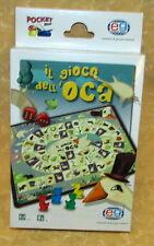 GIOCO IN SCATOLA IL GIOCO DELL'OCA travel 6+ anni 2-4 giocatori  cod.17444