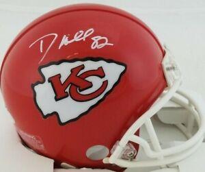 Dante Hall Signed Kansas City Chiefs Mini Helmet (PSA/DNA ITP COA)