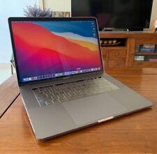 """(For Installment) 2019 Macbook Pro 15"""" 8-core, i9, 32GB Ram, 1 TB, Top Specs"""