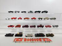 CL131-1# 26 H0/1:87 Modelle MB+VW Golf etc (Busch,Wiking,Rietze etc) Mängel/gut