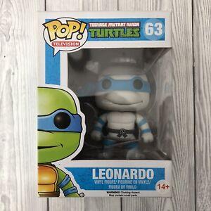 Funko Pop! Teenage Mutant Ninja Turtles - Leonardo #63