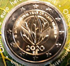 2 Euros Belgica 1ª 2020 La sanidad vegetal Emision nº 24