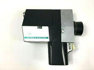 Vintage DeJur Instant Automatic Super 8MM Citation II Movie Camera Serial 54470