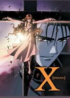 X - Vol 4 - Four - TV series - BRAND NEW - Anime DVD - Pioneer 2003