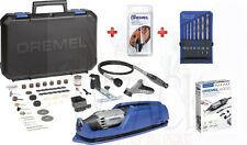 DREMEL 4000-65 4000 (4000-4/65) Rotativo Multi strumento + DREMEL 4486 + DREMEL 628