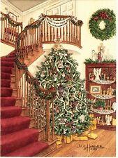"""Angel Tree"" Greeting Cards-pack of 10 & envelopes, by artist, Julie Hammer"