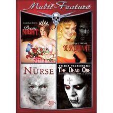 PROM NIGHT DESCENDANT THE NURSE & THE DEAD ONE ECHO BRIDGE USA REGION 1 DVD NEW