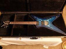 Washburn Dime 333 Electric Guitar Dimebag w/ Hard Shell Case NICE