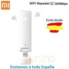 Xiaomi Amplificador de Señal Repetidor Wifi Mi Repeater 2 300mbps USB