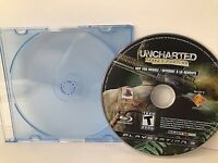 Uncharted: Drake's Fortune PlayStation 3 PS3 DISC ONLY Tested FREE SHIPPING!!
