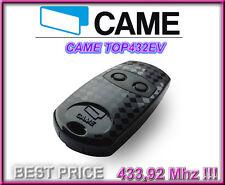CAME TOP432EV (ex TOP 432NA) 2 canaux Télécommande 433,92Mhz, 100% Originale!!!