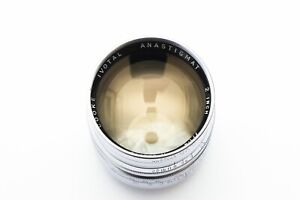 Cooke Ivotal 50mm / 2 inch f1.4 - GLASS 99% MINTY - C-mount