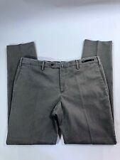 PT01 Pantaloni Torino Slim Fit Winter Chino Garment Dye NWOT Stretch Mens 54 38