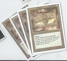 4 x Ornithopter REVISED   mtg
