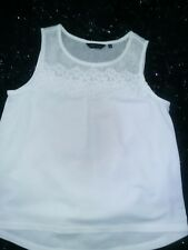 cream top by NEW LOOK size12, BNWOT