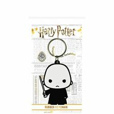 Harry Potter Lord Voldemort Chibi Rubber Keyring Keychain - Tom Riddle