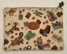 Winnie the Pooh The Disney Store Pouch Cosmetic Bag