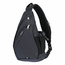 Mixi Sling Bag Shoulder Backpack CrossBody Chest Bags Cycling Travel