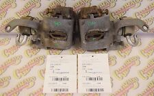 1995 1996 1997 97 MERCURY MYSTIQUE FORD CONTOUR REAR CALIPER CALIPERS PAIR SET 2