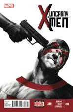 UNCANNY X-MEN #18 - Marvel Now! - New Bagged