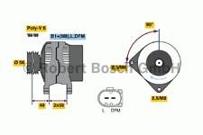 Generator - Bosch 0 124 325 003