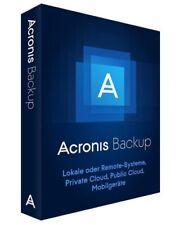 Acronis Backup 12.5 Advanced Server 12 AAP Box, Deutsch (A1WYBPDES)