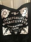 Ouija Board Overall Halloween dress for the Ouija lovers.
