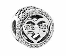 Pandora Loving Ties Bead Charm - Cubic Zirconia