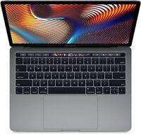 """Apple MacBook Pro 13.3"""" Intel Core i5-8279U @2.4GHz 8GB  RAM 256GB SSD"""