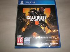 jeux ps4 call of duty black ops 4