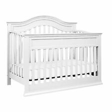 toddler in baby davinci crib with rail collection parker resize cribs convertible cherry front
