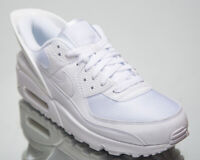 Nike Air Max 90 FlyEase Men's White Low Athletic Casual Lifestyle Sneakers Shoes