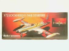1/72 Heller Humbrol Lockheed F-94 B Starfire Plastic Model Kit Factory Sealed