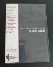 Before Sunset For Your Consideration Fyc Dvd Free Shipping Promo Screener 2004