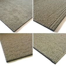 Desso CARPET TILES Beige Sand Fawn Grey Pattern SOUNDMASTER Backing Hard Wearing