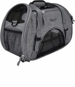 Dog Carrier Small Pet Travel Tote Bag for Pets up to 12 lbs New