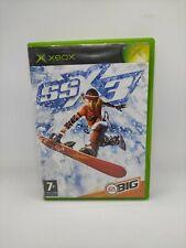 Ascidiacea 3 Xbox Original Retro Video Snowboard Wintersport Spiel EA Sports Schnell Post