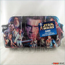 Star Wars Heroes 500 piece puzzle new in tin