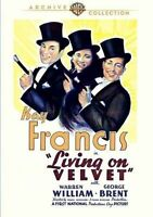 Living on Velvet (DVD-r, 2010)